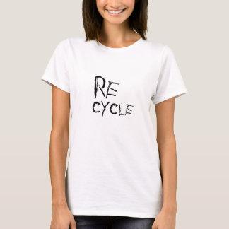 SAVE THE EARTH tshirt Recycle Trash