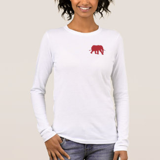 Save the Elephants Long Sleeve Long Sleeve T-Shirt