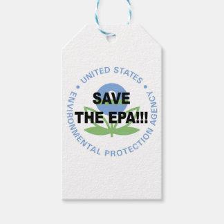 Save the EPA Gift Tags