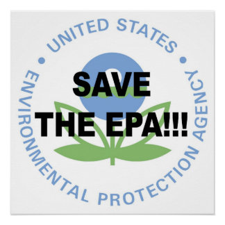 Save the EPA! Protest!