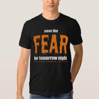 Save the Fear - Dark Tee Shirt
