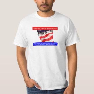 Save the Fourth Amendment T-Shirt