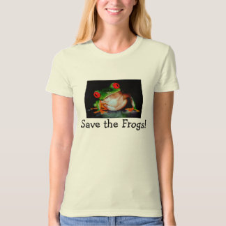 Save the Frogs! T-shirt