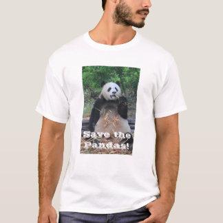 Save the Giant Pandas T-Shirt