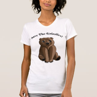 Save the Grizzlies! T-Shirt