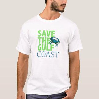Save the Gulf Coast mens shirt