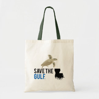 Save the Gulf Tote Bag