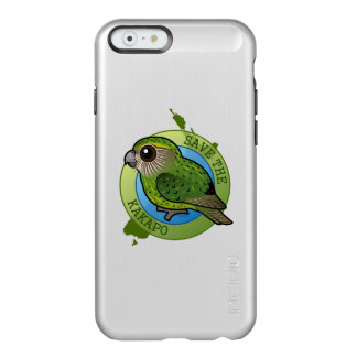 Save the Kakapo Incipio Feather® Shine iPhone 6 Case