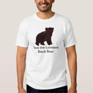 Save the Louisiana Black Bear Shirt