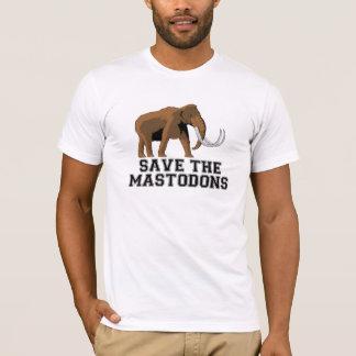 Save The Mastodons T-Shirt