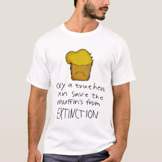 Save the muffins T-Shirt