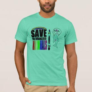 SAVE THE NAWHALLS!!! *BIG* T-Shirt