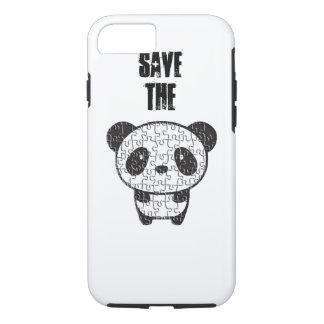 Save the Panda iPhone 7 Case