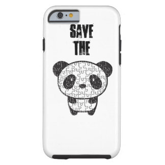 Save the Panda Tough iPhone 6 Case