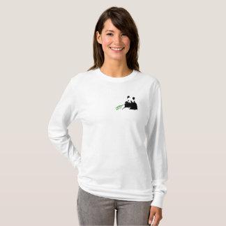 Save The Pandas Woman LongSleeve Shirt