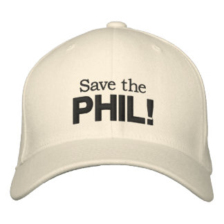 Save the PHIL! hat