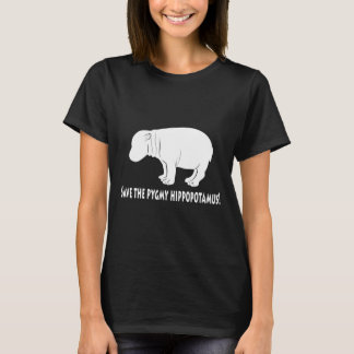 Save the Pigmy Hippo T-Shirt