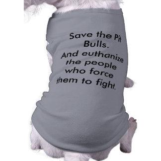 Save the Pit Bulls! Shirt