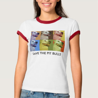 Save the Pits T-Shirt