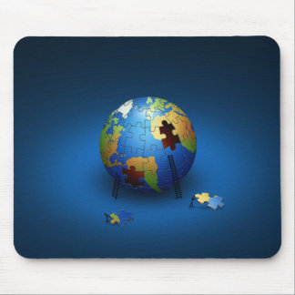 Save The Planet Mouse Pad
