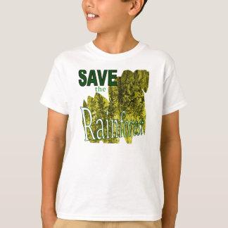 Save the Rainforest kids T-shirt