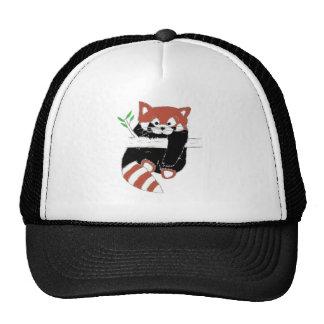 Save the Red Panda aka FireFox Cap