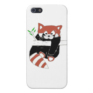 Save the Red Panda aka FireFox iPhone 5/5S Cases
