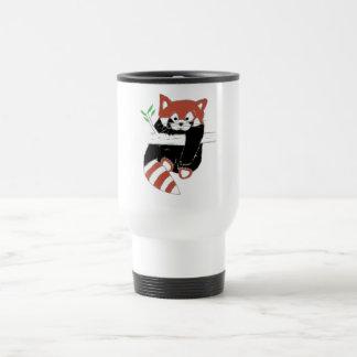 Save the Red Panda aka FireFox Stainless Steel Travel Mug