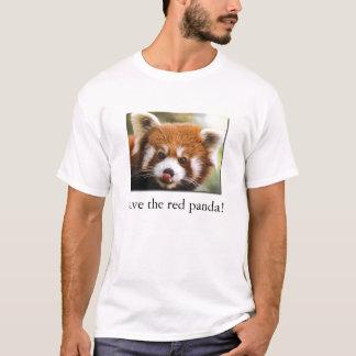 Save the red panda! Organic Kid's T-Shirt