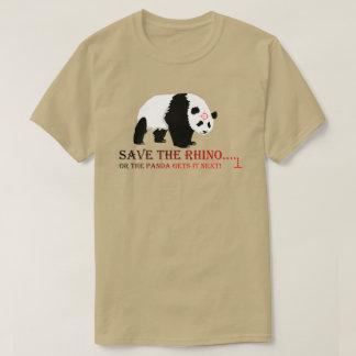 Save the rhino Tshirt