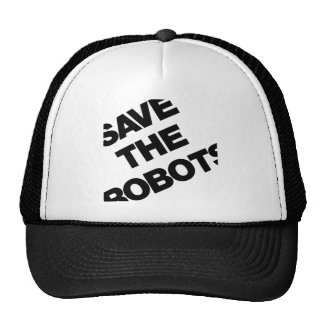 Save The Robots After Hours Club NYC Trucker Hats