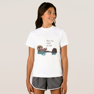 Save The Sea Otter T-Shirt