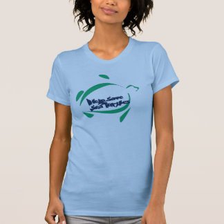 Save the seat turtles tee shirts