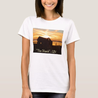 Save the Shack!  Ladies T-shirt