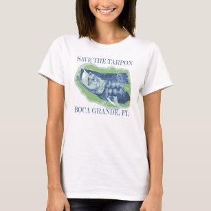 Save the Tarpon - Boca Grande, FL T-Shirt