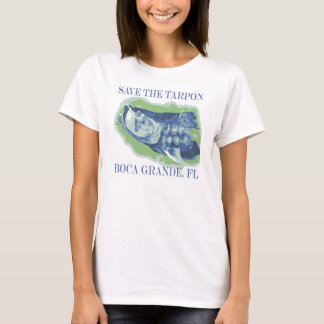Save the Tarpon - Boca Grande, FL T-Shirt