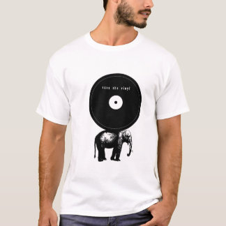 save-the-vinyl T-Shirt