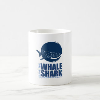Save the Whale Shark Gear from MMF Coffee Mug