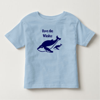 Save the Whales Tshirts