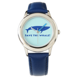 Save the Whales! Watch