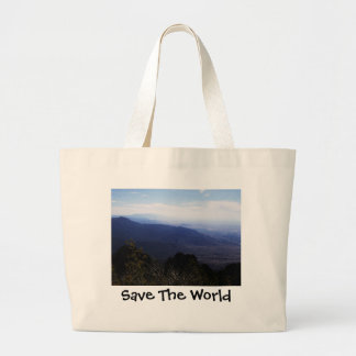 Save The World Bag