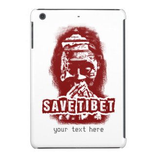SAVE TIBET~! FREE TIBET! iPad MINI RETINA COVERS