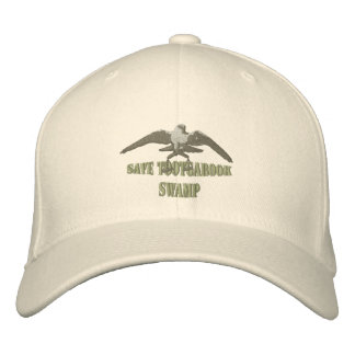 Save Tootgarook Swamp Wool Cap Embroidered Hats