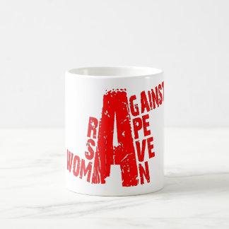 save woman against rape coffee mugs