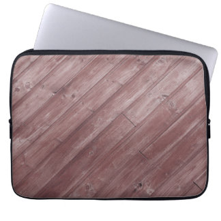 Save Wooden design laptop Sleeve