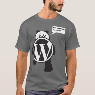 Save Wordpress! T-Shirt