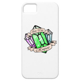 Save Your Rupee Barely There iPhone 5 Case
