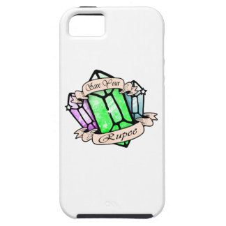 Save Your Rupee iPhone 5 Case