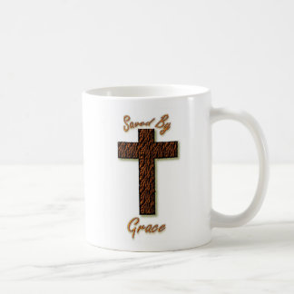 Saved By Grace, John3_16 Coffee Mug