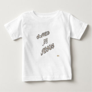 Saved By Jesus 3 Baby T-Shirt